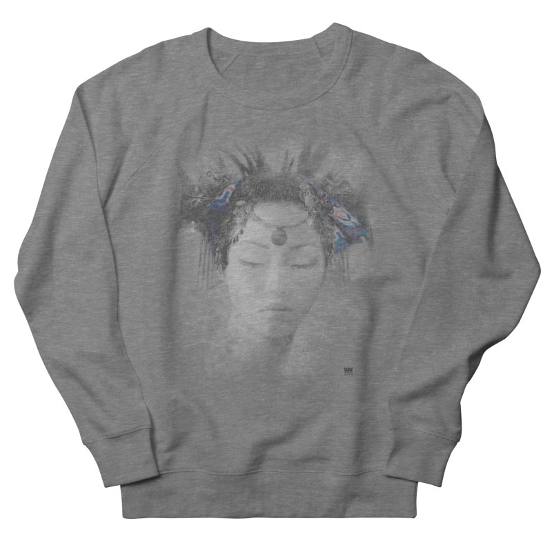 Romulo Royo - Goddesses of Nibiru Women's French Terry Sweatshirt by Laberinto Gris