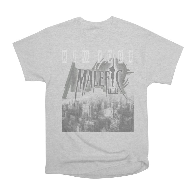 Romulo Royo - Malefic Time Women's Heavyweight Unisex T-Shirt by Laberinto Gris
