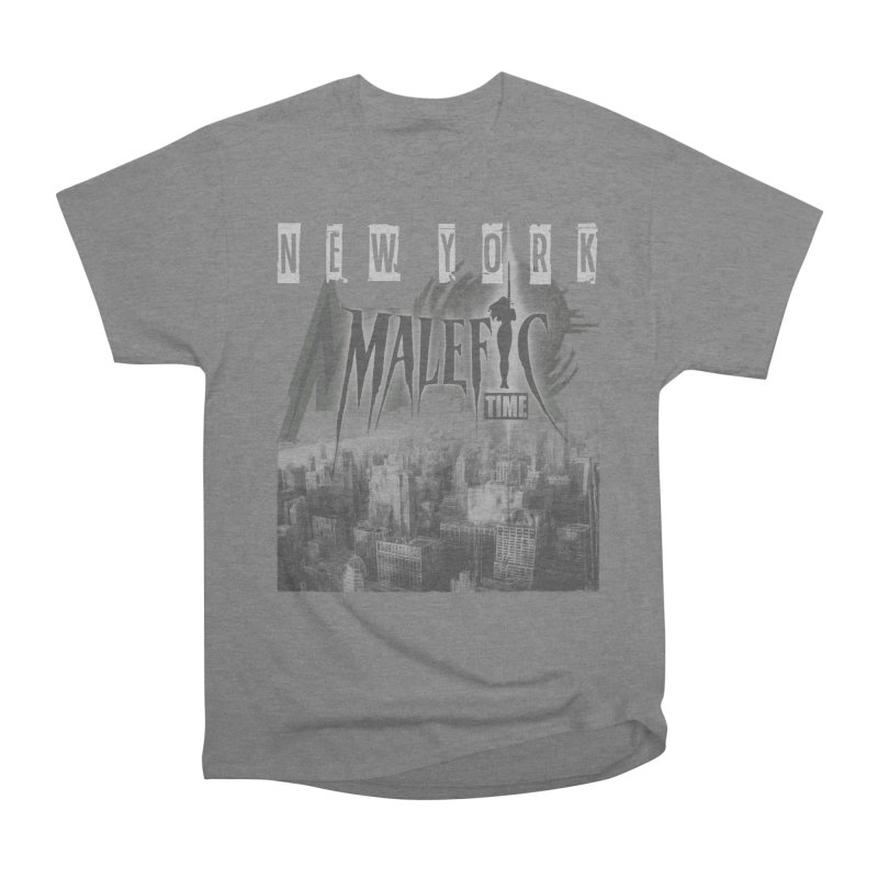 Romulo Royo - Malefic Time Men's Heavyweight T-Shirt by Laberinto Gris