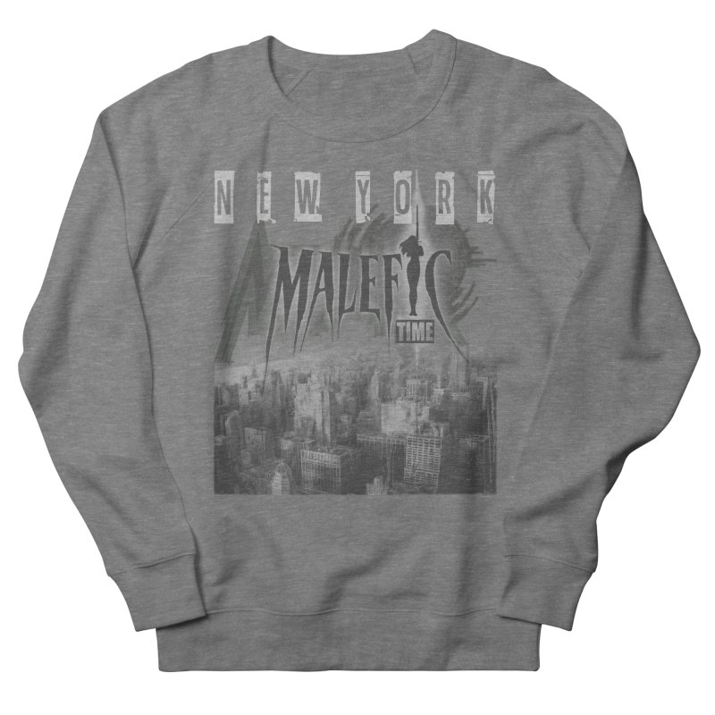 Romulo Royo - Malefic Time Women's French Terry Sweatshirt by Laberinto Gris