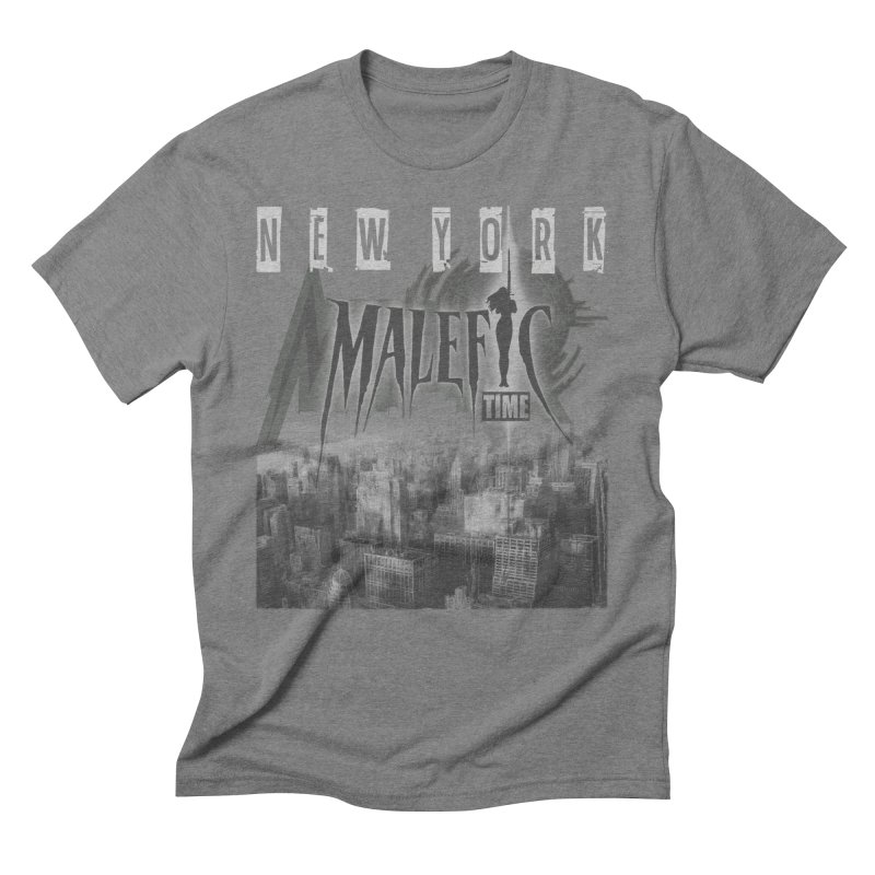 Romulo Royo - Malefic Time Men's Triblend T-Shirt by Laberinto Gris