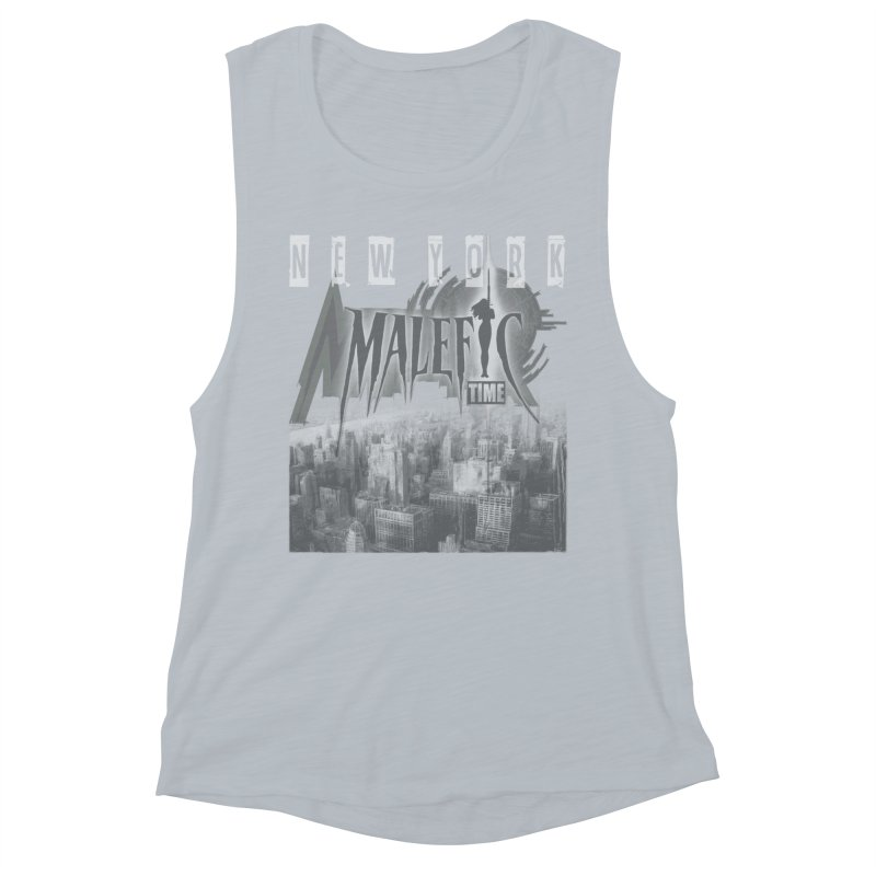Romulo Royo - Malefic Time Women's Muscle Tank by Laberinto Gris