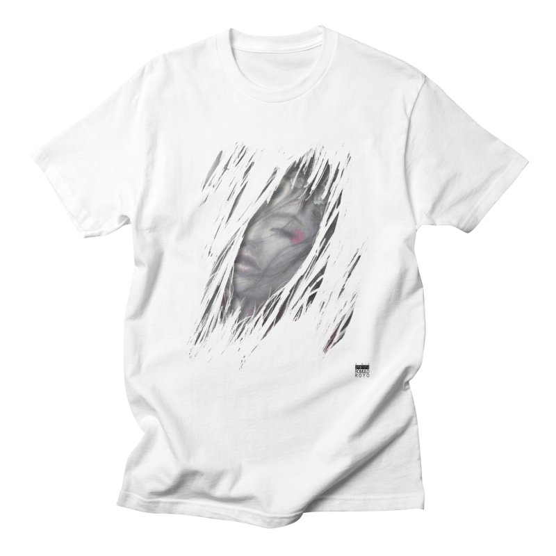 Romulo Royo - The Creator Horn 2 Men's T-Shirt by Laberinto Gris