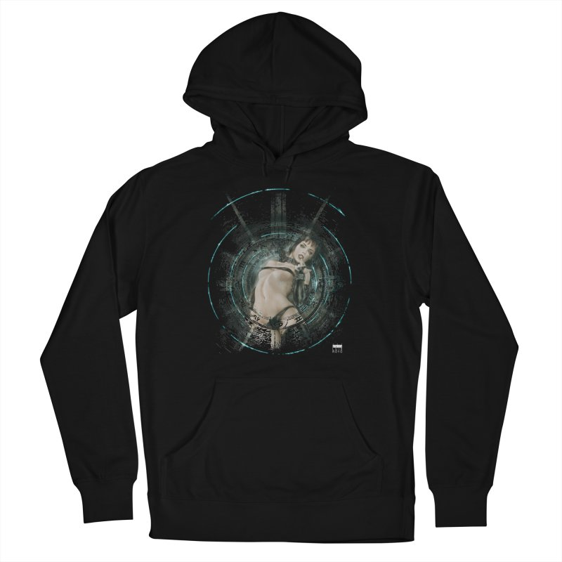 Luis Royo - Prohibited Men's Pullover Hoody by Laberinto Gris