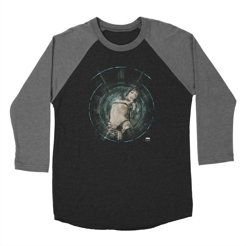 Luis Royo - Prohibited Women's Longsleeve T-Shirt by Laberinto Gris