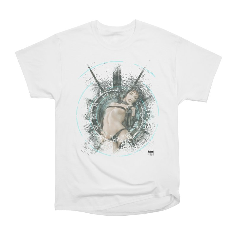Luis Royo - Prohibited Women's Heavyweight Unisex T-Shirt by Laberinto Gris