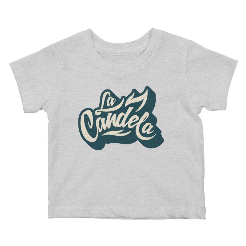 Es Guaguancó Kids Baby T-Shirt by La Candela Shop