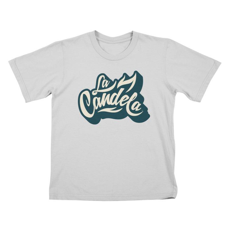 Es Guaguancó Kids T-Shirt by La Candela Shop