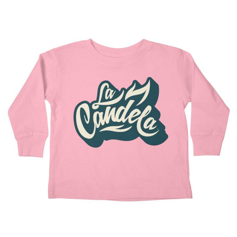 Es Guaguancó Kids Toddler Longsleeve T-Shirt by La Candela Shop