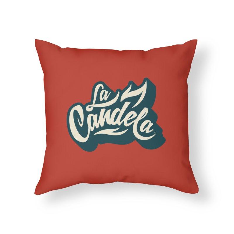 Es Guaguancó Home Throw Pillow by La Candela Shop