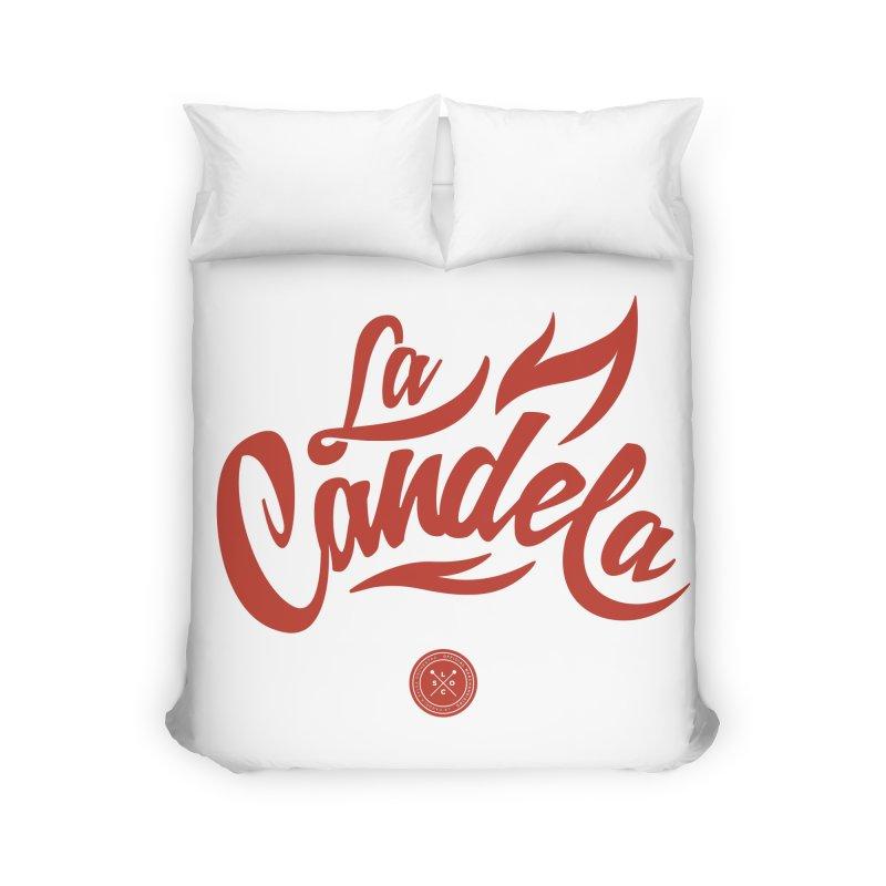 La Candela Red Label Home Duvet by La Candela Shop