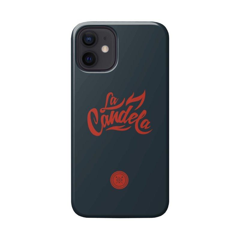La Candela Red Label Accessories Phone Case by La Candela Shop