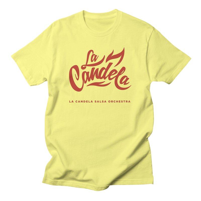 La Candela Red Label Men's T-Shirt by La Candela Shop