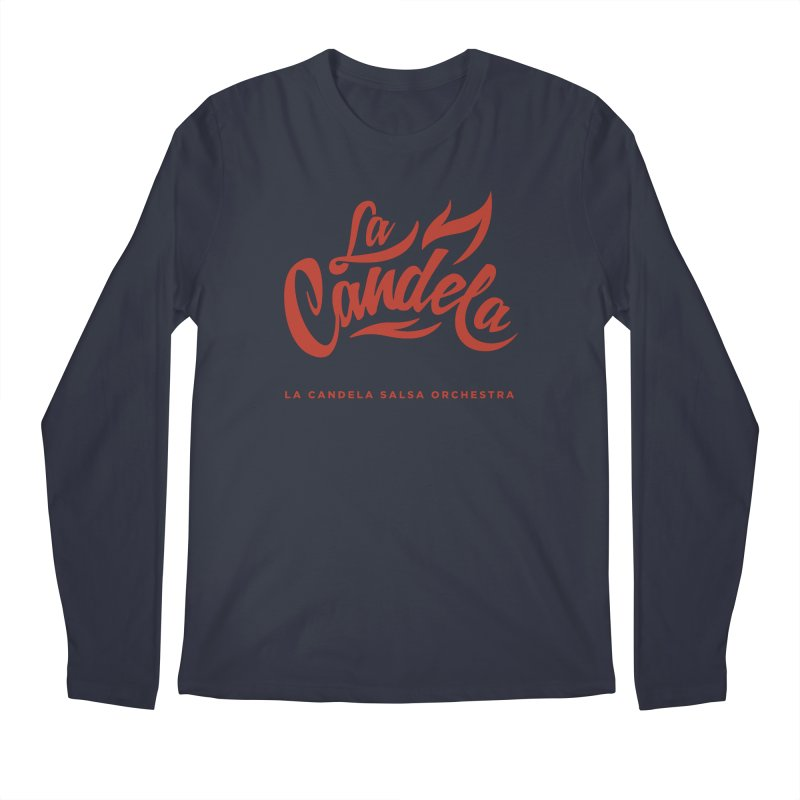 La Candela Red Label Men's Longsleeve T-Shirt by La Candela Shop