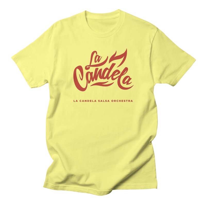 La Candela Red Label Men's T-Shirt by La Candela Shop
