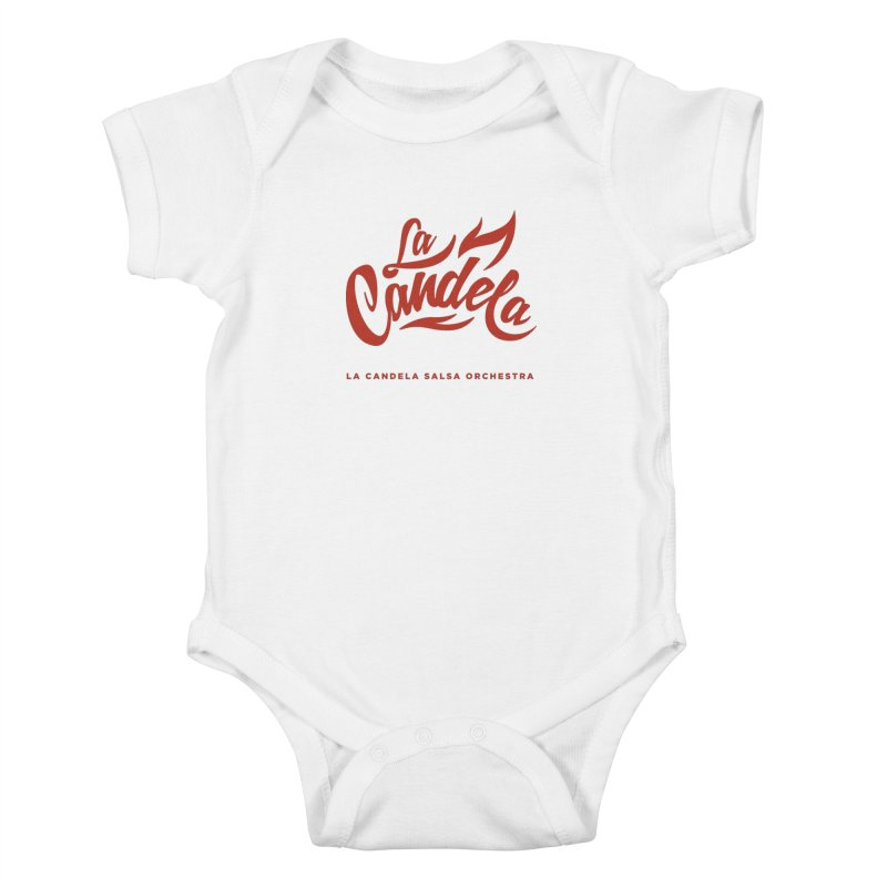 La Candela Red Label Kids Baby Bodysuit by La Candela Shop