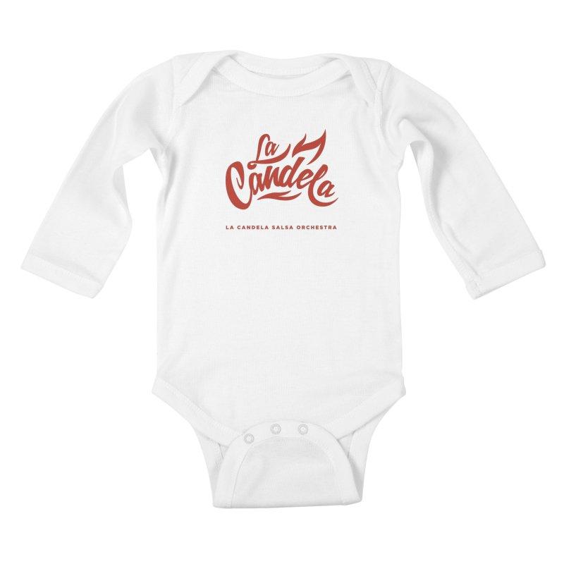 La Candela Red Label Kids Baby Longsleeve Bodysuit by La Candela Shop