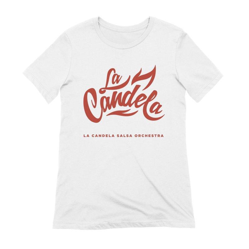 La Candela Red Label Women's T-Shirt by La Candela Shop