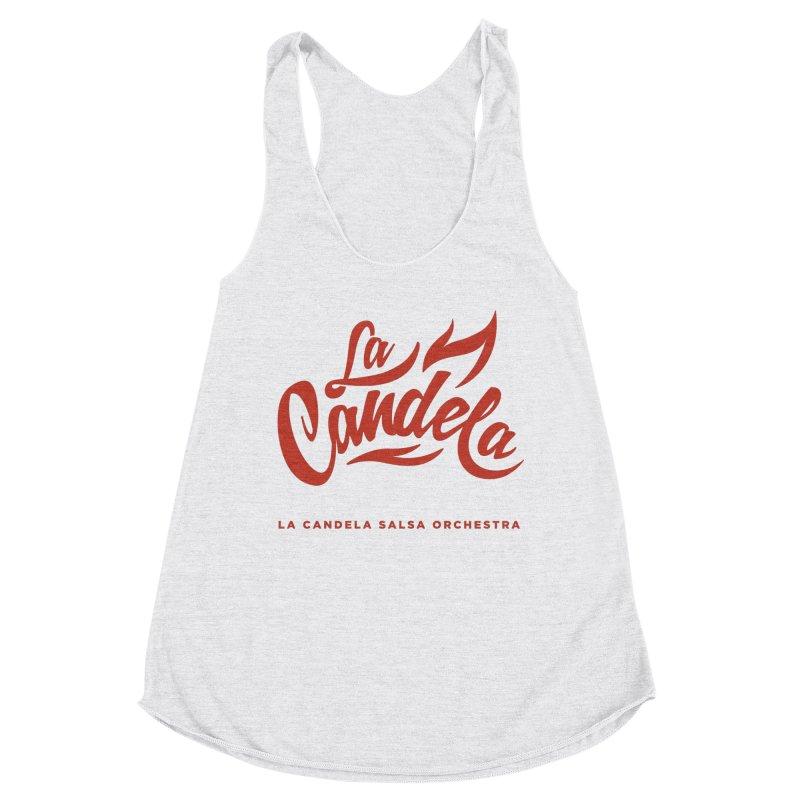 La Candela Red Label Women's Tank by La Candela Shop