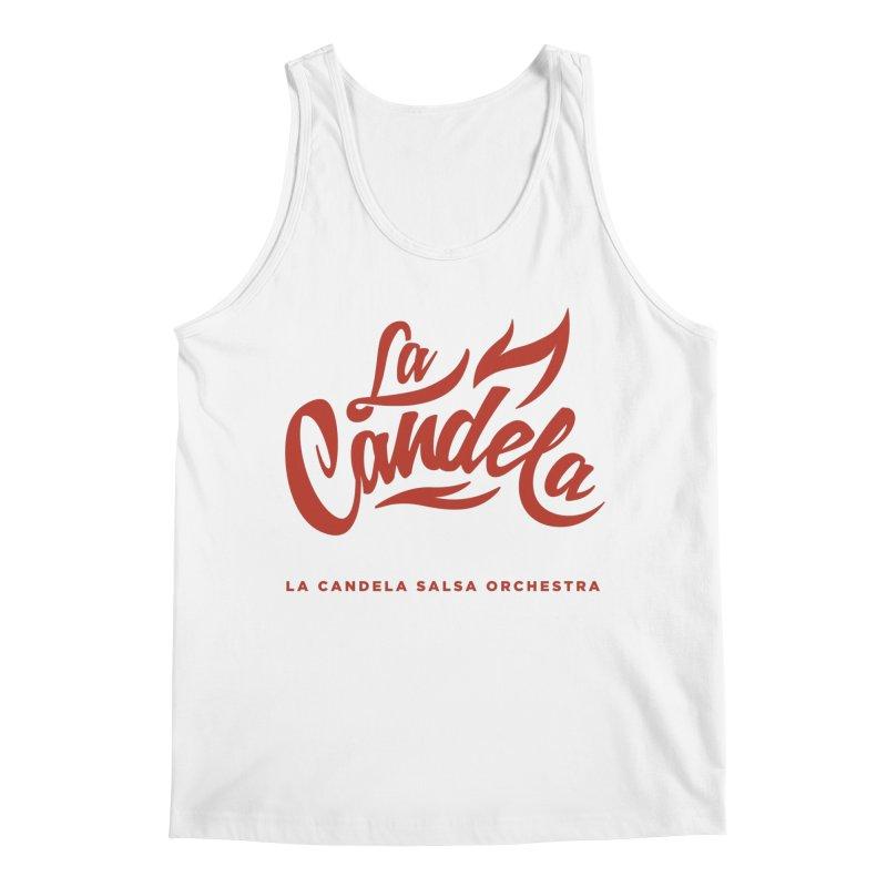 La Candela Red Label Men's Tank by La Candela Shop
