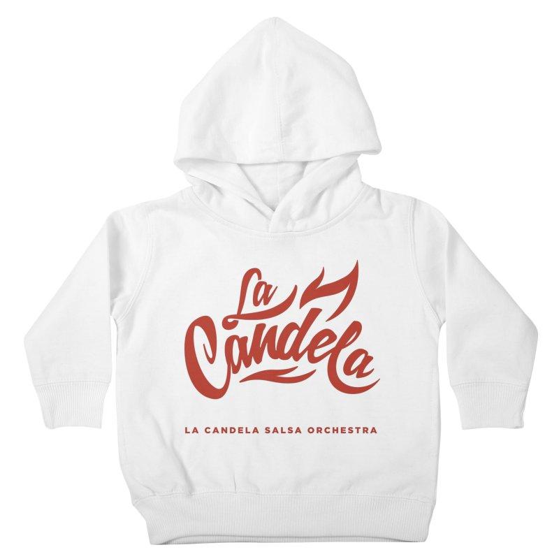 La Candela Red Label Kids Toddler Pullover Hoody by La Candela Shop