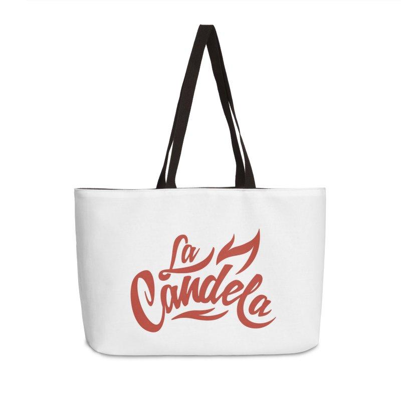 La Candela Red Label Accessories Bag by La Candela Shop