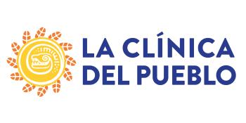 La Clinica del Pueblo Retail Store Logo