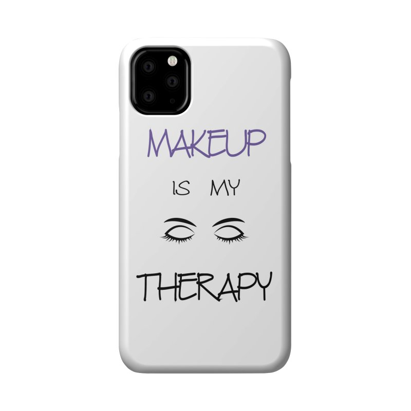 Makeup therapy Accessories Phone Case by BubaMara's Artist Shop