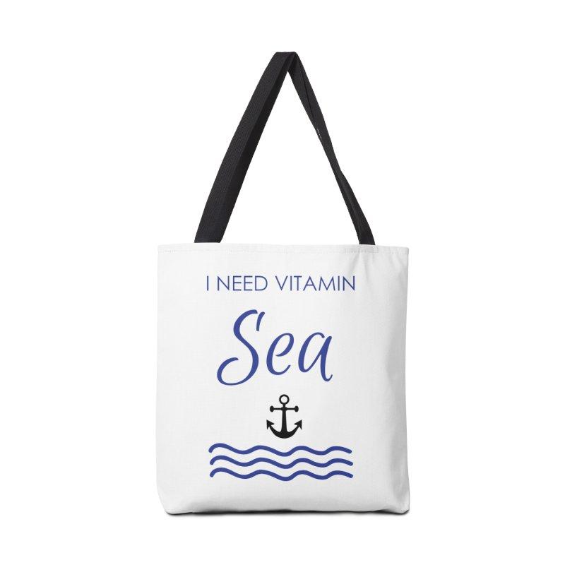 I need vitamin sea Accessories Tote Bag Bag by BubaMara's Artist Shop