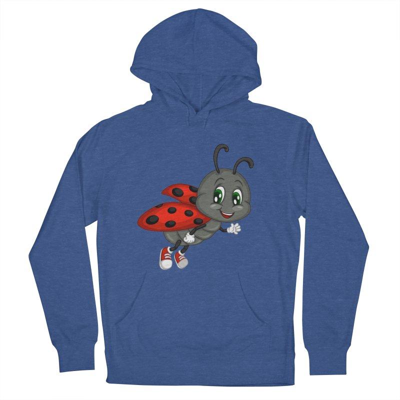 Ladybug Women's Pullover Hoody by BubaMara's Artist Shop