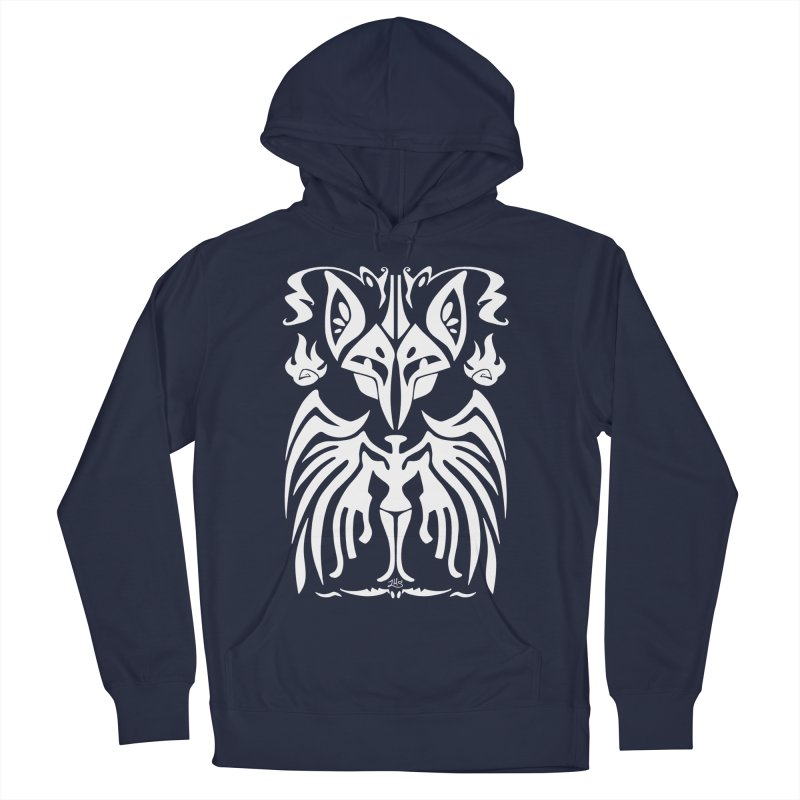 Calamity Men's French Terry Pullover Hoody by Lady Katie Sue