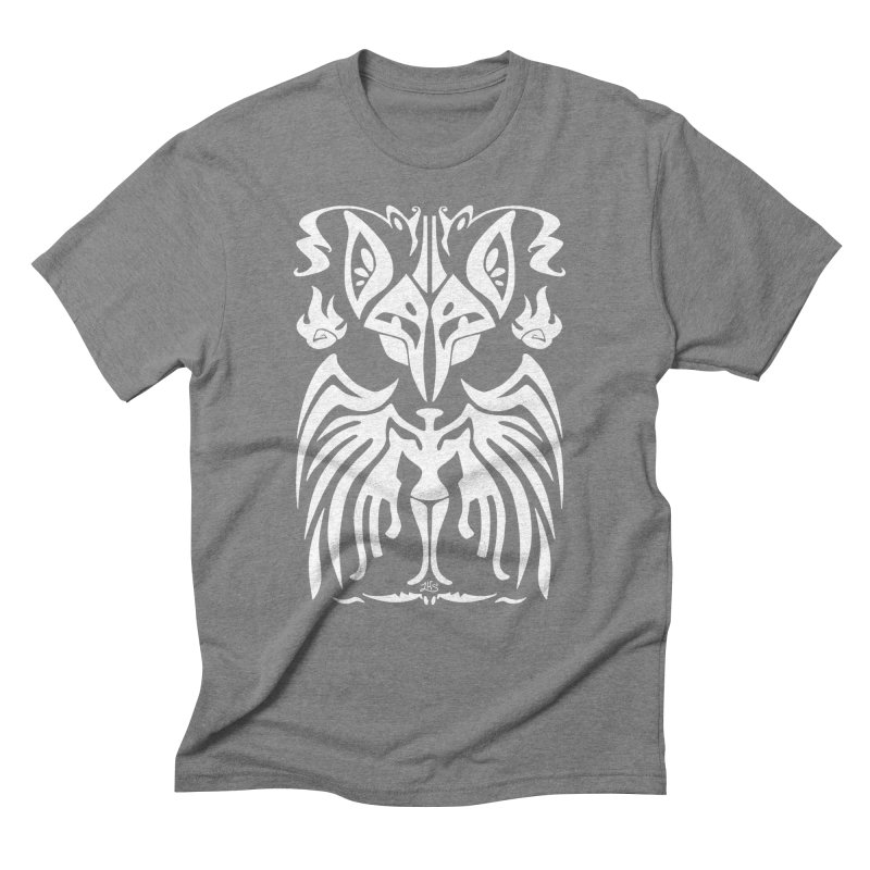 Calamity Men's Triblend T-Shirt by Lady Katie Sue