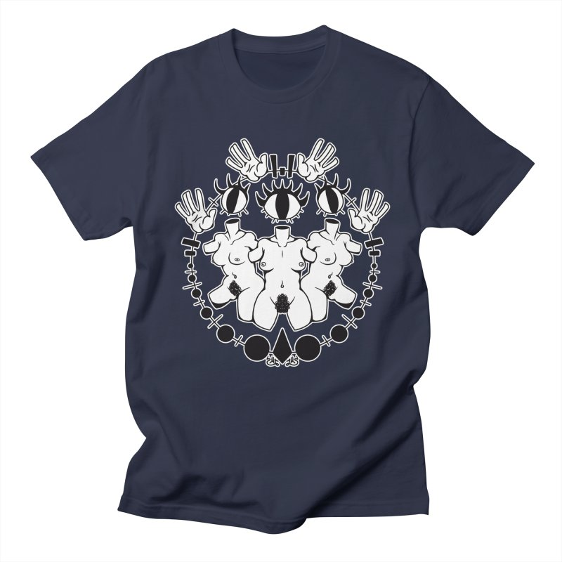 We Sisters 3 Men's T-Shirt by Lady Katie Sue