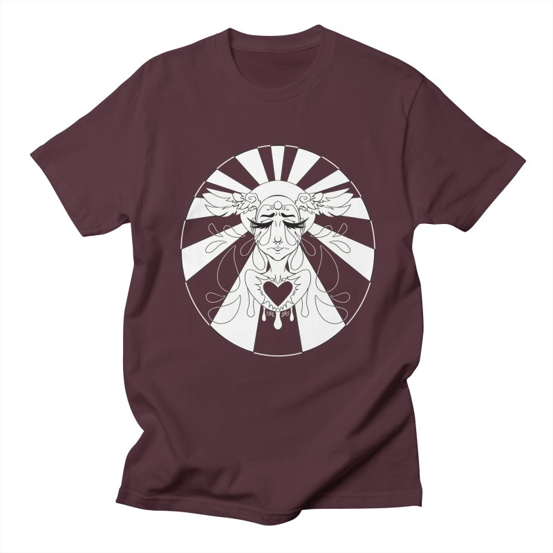 Crybaby Men's T-Shirt by Lady Katie Sue