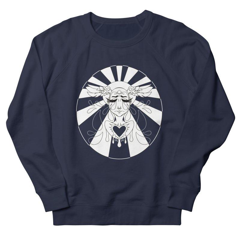 Crybaby Men's Sweatshirt by Lady Katie Sue