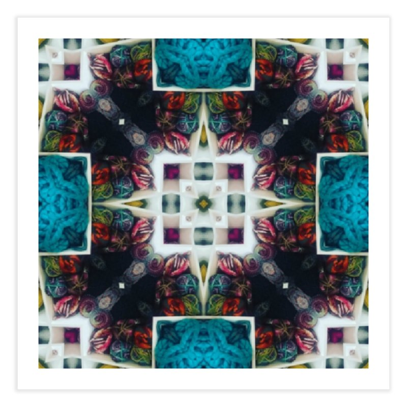 Woven Weave Home Fine Art Print by Lady Ls Designs Artist Shop