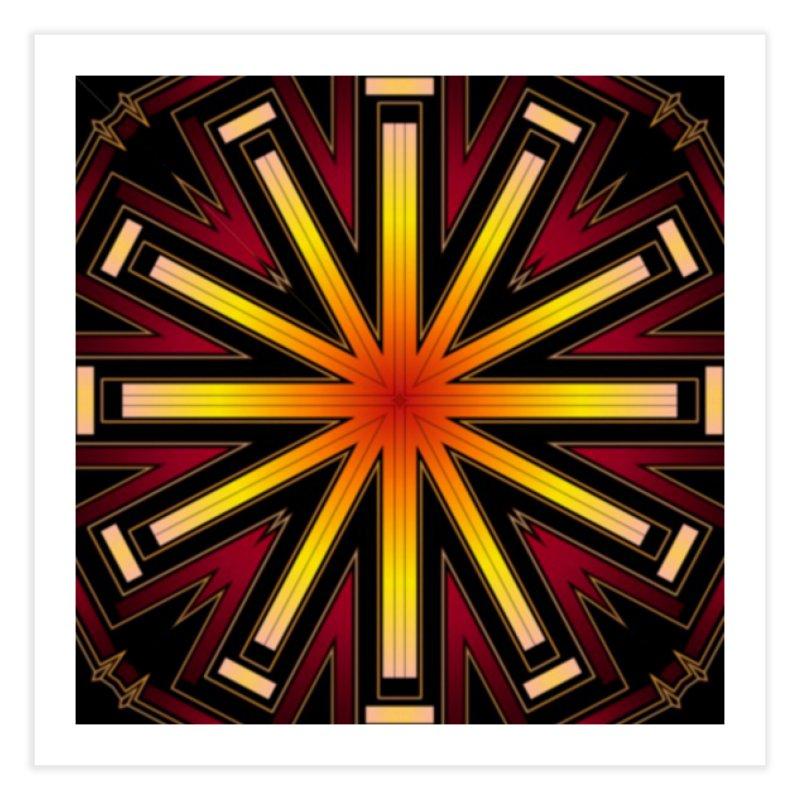 Power Maxx Home Fine Art Print by Lady Ls Designs Artist Shop