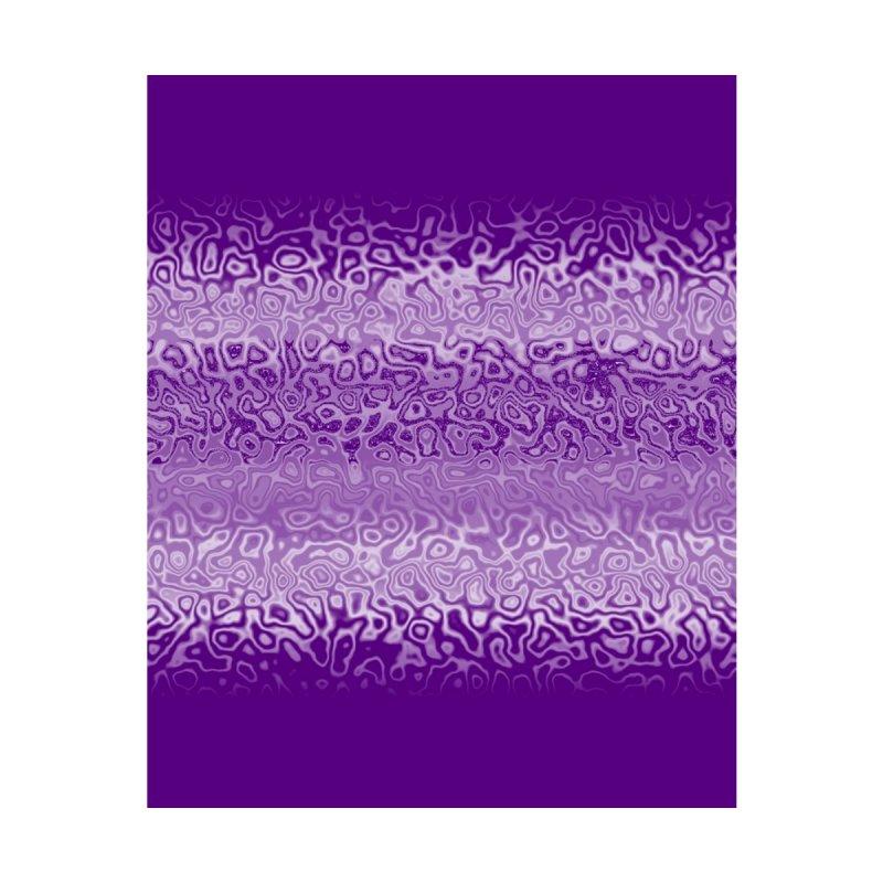 Power of Purple Home Fine Art Print by Lady Ls Designs Artist Shop