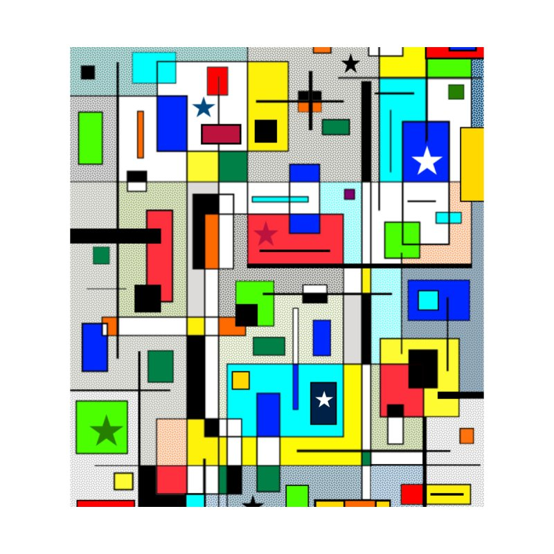 A Square Frame of Mind Home Fine Art Print by Lady Ls Designs Artist Shop