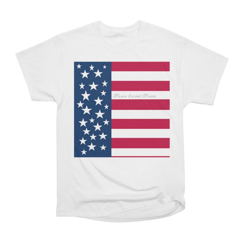 Home Sweet Home Women's T-Shirt by Lady Ls Designs Artist Shop
