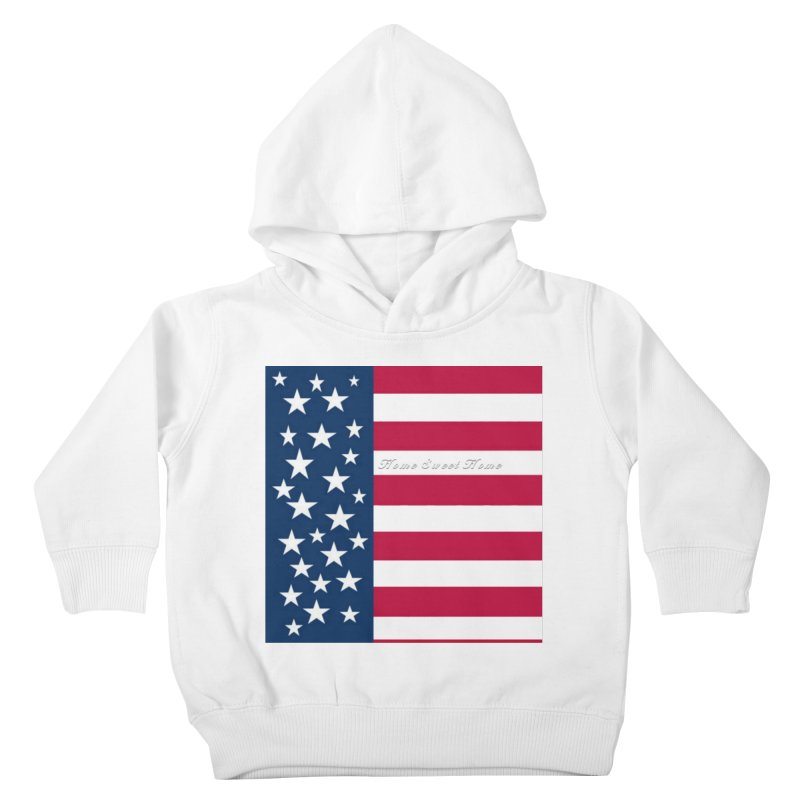 Home Sweet Home Kids Toddler Pullover Hoody by Lady Ls Designs Artist Shop