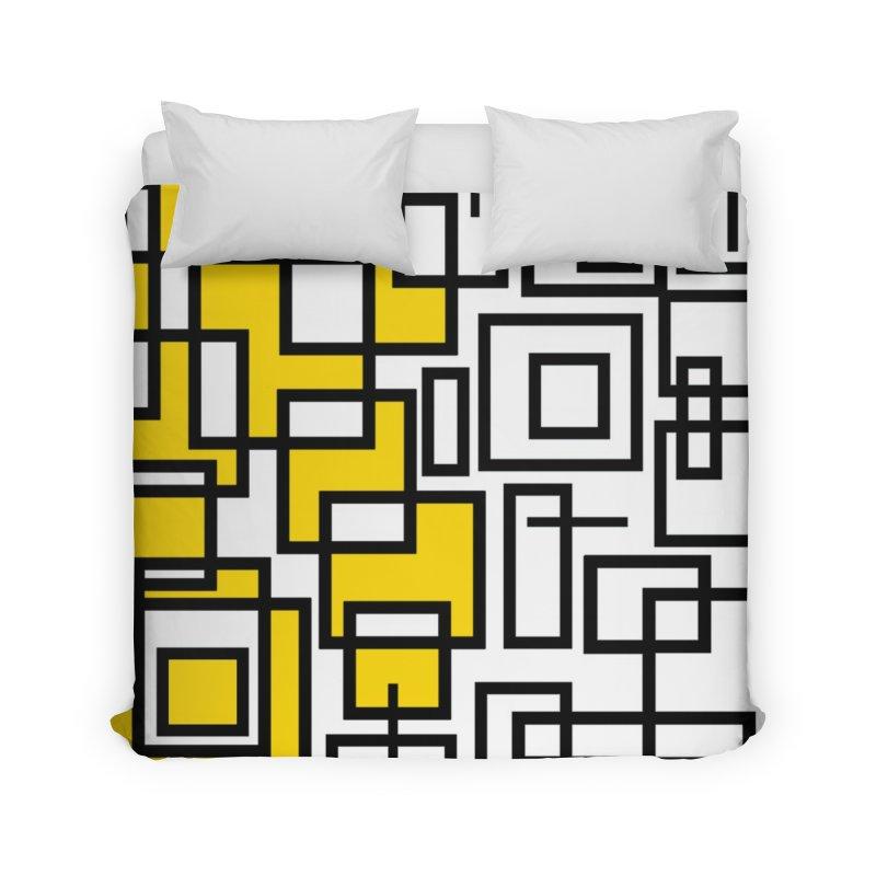 Half A Mind Home Duvet by Lady Ls Designs Artist Shop