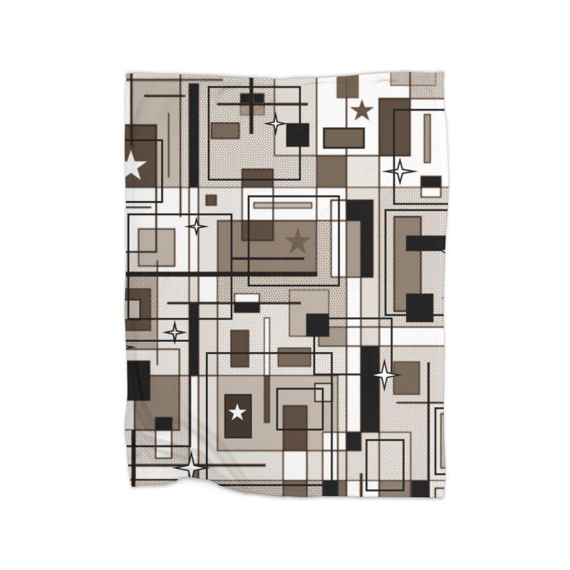 Squarer Home Blanket by Lady Ls Designs Artist Shop
