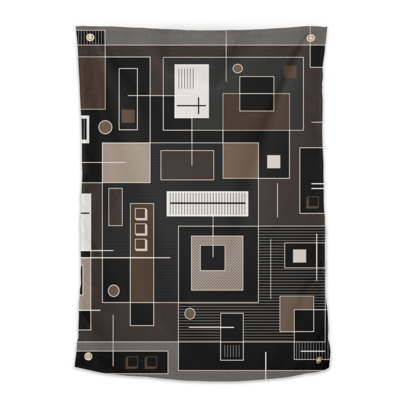 All Square Home Tapestry by Lady Ls Designs Artist Shop