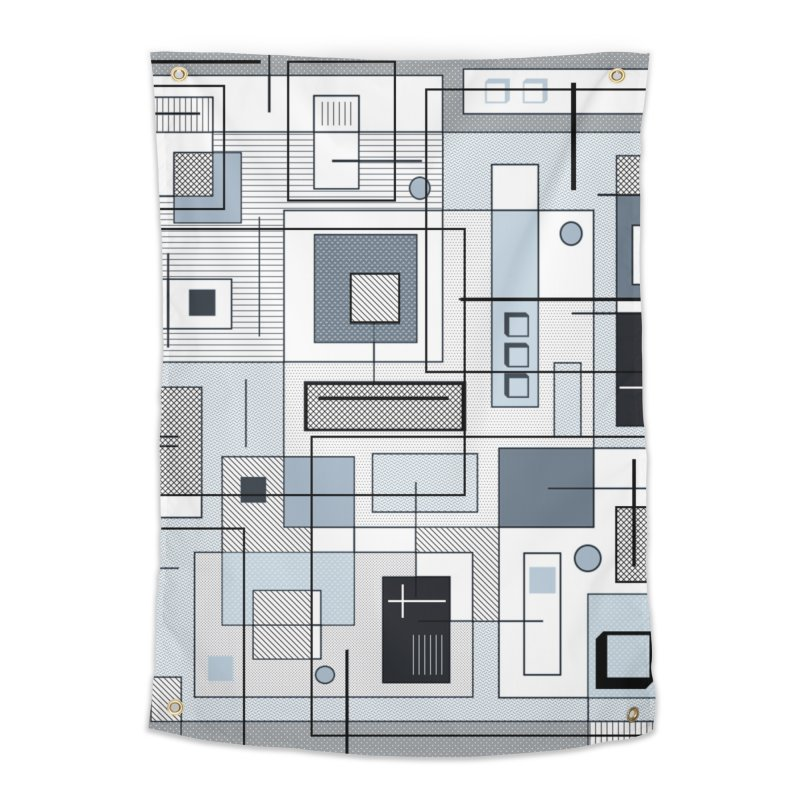 Extra Square Home Tapestry by Lady Ls Designs Artist Shop