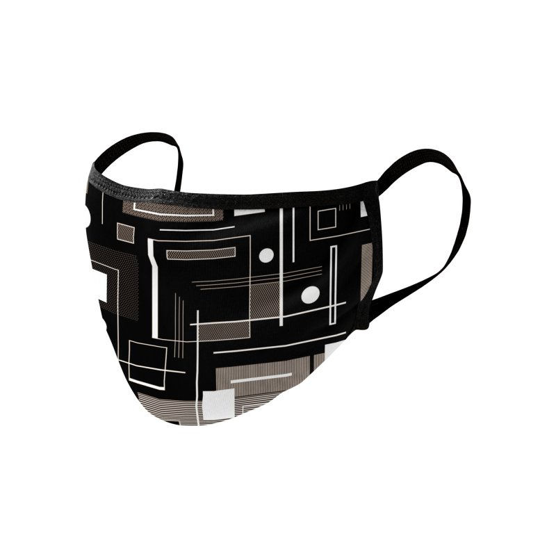 Seeping Through Accessories Face Mask by Lady Ls Designs Artist Shop