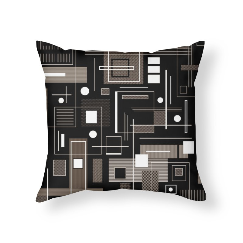 Seeping Through Home Throw Pillow by Lady Ls Designs Artist Shop