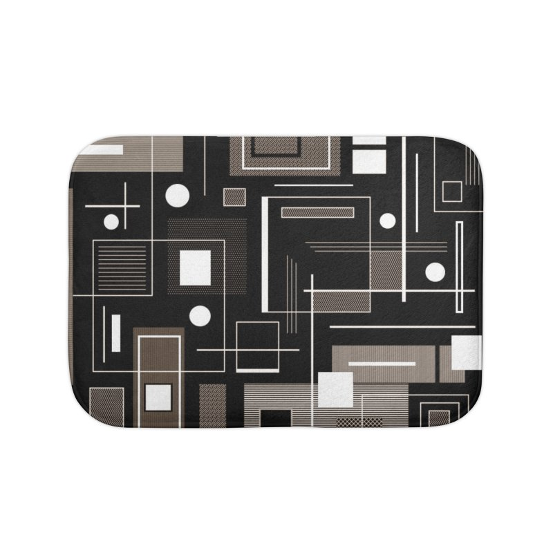 Seeping Through Home Bath Mat by Lady Ls Designs Artist Shop