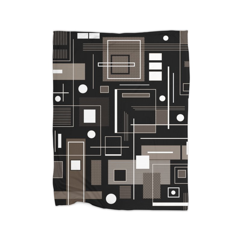Seeping Through Home Blanket by Lady Ls Designs Artist Shop
