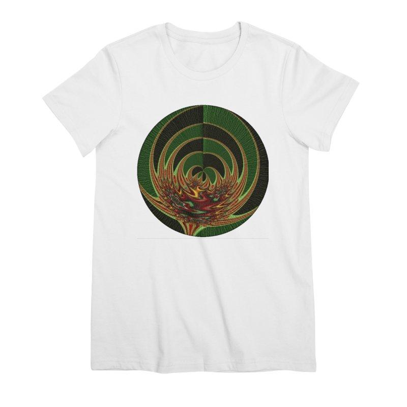 Zjarri Lule Women's T-Shirt by Lady Ls Designs Artist Shop